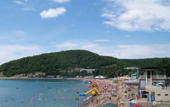 Пляж центральный 1