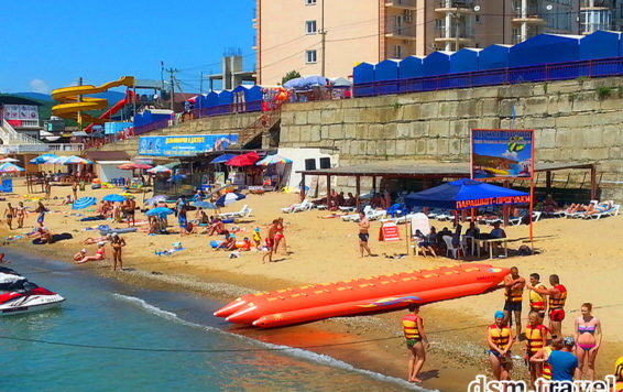 Пляж центральный2