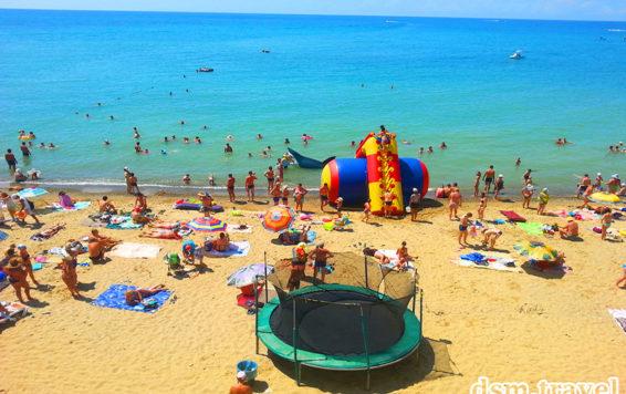 Пляж наш1